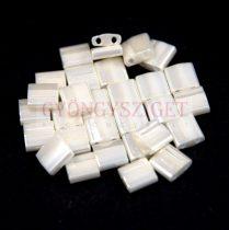 Miyuki tila gyöngy - 592 - ceylon krém -5mm - 10g