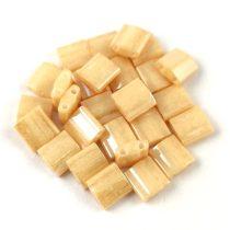 Miyuki tila gyöngy - 593 - ceylon karamell - 5x5mm