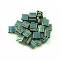 Miyuki tila gyöngy - 2008 - Matte Metallic Patina Iris - 5mm