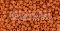 Toho kásagyöngy - 2611f - semi - glazed orange - 11/0