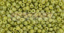 Toho kásagyöngy - 2630f - semi - glazed  rainbow lemongrass - 11/0