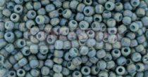 Toho kásagyöngy - 2635f - semi - glazed  rainbow blue turquoise - 11/0