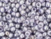 Toho kásagyöngy - 455 - arany lüszteres világos levendula - 11/0