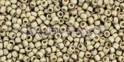 Toho kásagyöngy - pf558f - PermaFinish - Matte Galvanized Aluminum - 11/0