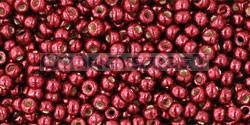 Toho kásagyöngy - pf564 - PermaFinish - Galvanized Brick Red - 11/0