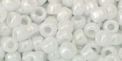Toho kásagyöngy - 121 - Pearl White Luster - 6/0