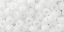 Toho kásagyöngy - 41 - Opaque White - 6/0