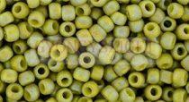 Toho kásagyöngy - 2630f - semi - glazed  rainbow lemongrass - 8/0