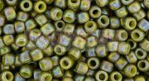 Toho kásagyöngy - 2631f - semi - glazed  rainbow olive - 8/0