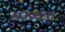 Toho kásagyöngy - 88 - metallic cosmos (szivárvány kék) - 8/0