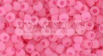 Toho kásagyöngy - 910f - Ceylon Frosted Hot Pink - 8/0