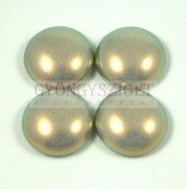 Tekla üveg kaboson - gray golden shine - 20mm