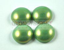 Tekla üveg kaboson - Mint Golden Shine - 14mm