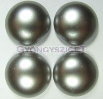Tekla üveg kaboson - ezüst szürke - 14mm
