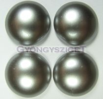 Tekla üveg kaboson - ezüst szürke - 16mm