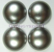 Tekla üveg kaboson - ezüst szürke- 20mm