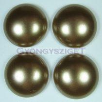 Tekla üveg kaboson - Walnut - 16mm