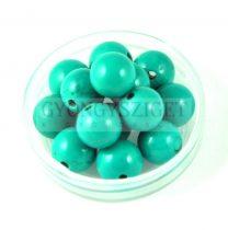 Turquoise - round bead 10mm