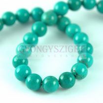 Turquoise - round bead - 8mm (appr. 44 pcs/strand)