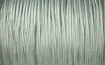 Amerikai Sujtás zsinór - silver grey - 3mm