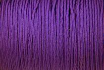 Amerikai Sujtás zsinór - dark lilac - 3mm
