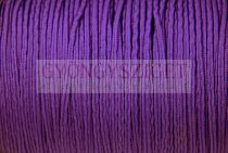 US Soutache Cord - 3mm - dark lilac