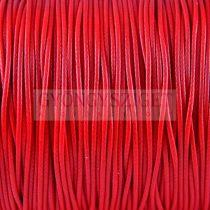 Viaszolt textilszál - Chilli - 1mm