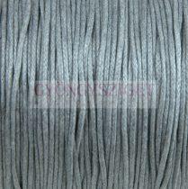 Viaszolt textilszál - Gray - 1 mm