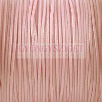 Viaszolt textilszál - Light Pink - 1mm