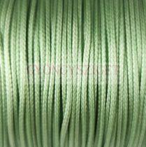 Viaszolt textilszál - Lime - 1mm