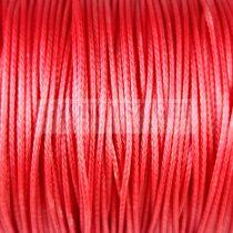 Viaszolt textilszál - Salmon - 1mm