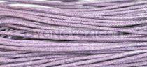 Viaszolt textilszál - orgona-2mm
