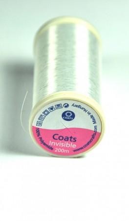 Transparent monofil thread