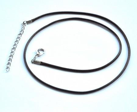 Textile necklace bases
